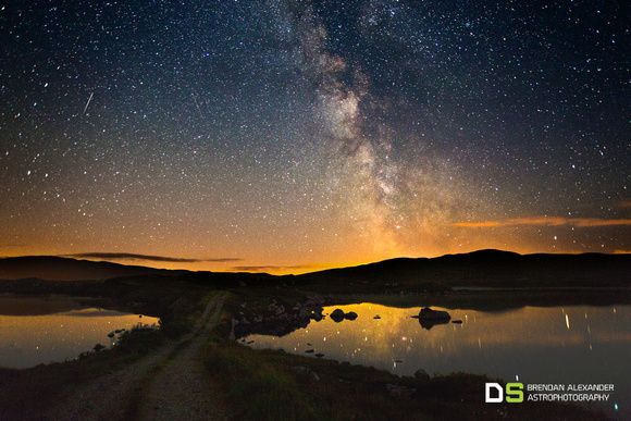 The Milky Way, Doochary, Co. Donegal.